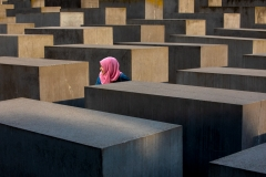 The Memorial for the Murdered Jews of Europe, Berlin