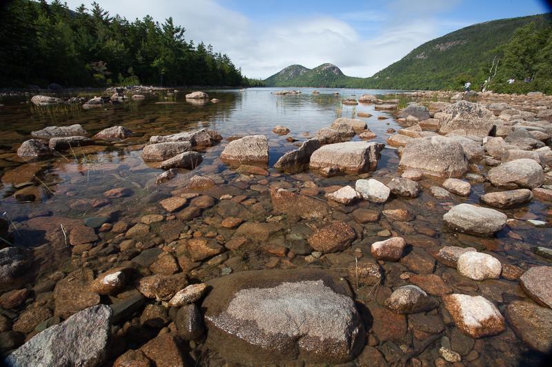 Jordon Pond, Acadia National Park, ME