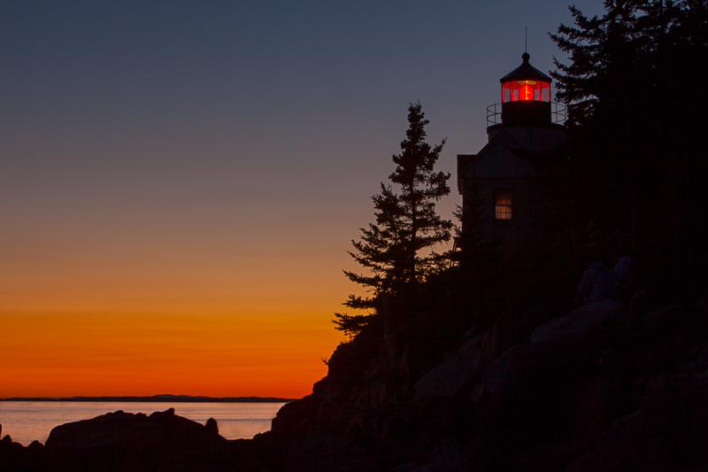 Bass Harbor Lighthouse, ME